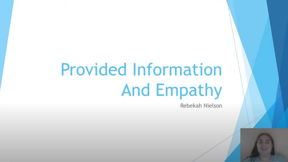 Relationship Between Empathy and Helping Behaviors