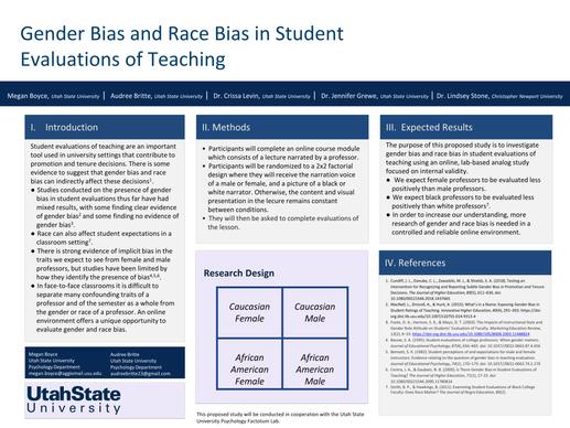 Gender Bias in Student Evaluations of Teaching