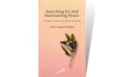 Searching for & Maintaining Interior Peace
