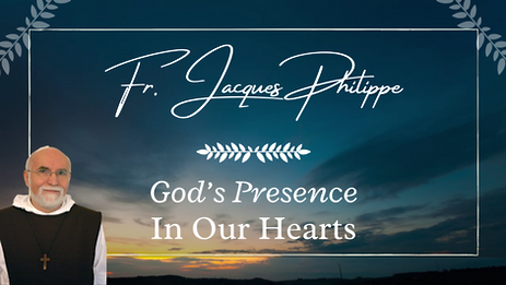 5. God's Presence in Our Hearts