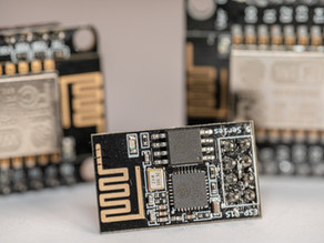 מודול ESP8266 - WiFi