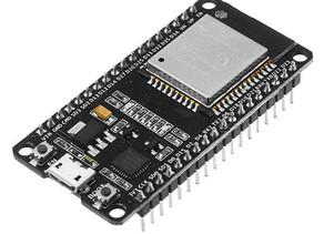 ESP-32 - מודול WiFi ו-Bluetooth