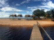 Praia Grande de Salvaterra é um verdadei