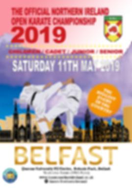 KNI 2019 Northern Ireland Open Champions