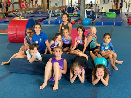 WEEK 5! 🏅 #mainlinegymnastics #westches