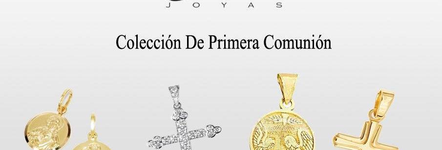 JOYAS PRIMERA COMUNION