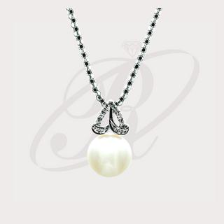 Colgante de una perla