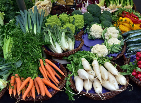 7 Reasons to Fall in Love with Farmers Markets (if You Haven't Already)