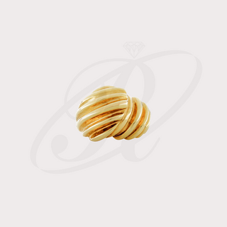 Anillo oro amarillo 18k