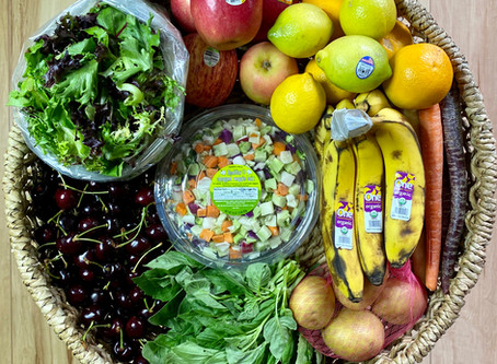 """Food Justice: Accessing Healthy, Culturally Appropriate Food with """"Shopping Style"""" Food Pantries"""