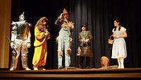 musical, warrent county high school, dorothy, toto, tin man, cowardly lion, scarecrow, wizard, musical, Wizard of Oz