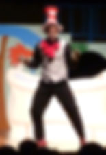 Brendan Clark, Cat in the Hat, Seussical