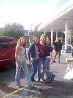 Fundraising, car wash