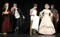 One act, competition festival, arlington diocese, Rumpelstiltskin