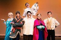 St. John's Drama, Frozen Jr.