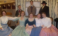 St. John's Catholic Church, summer show, Little Women