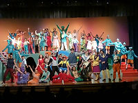 Seussical cast, Suessical the Musical, Seussical, St. John's, Drama Club