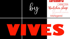 Diseño de imagen corporativa & foto de producto Carnicería Vives