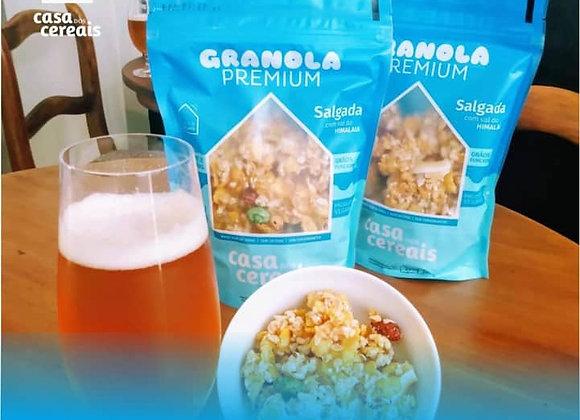 Granola Premium Salgada - 200gr
