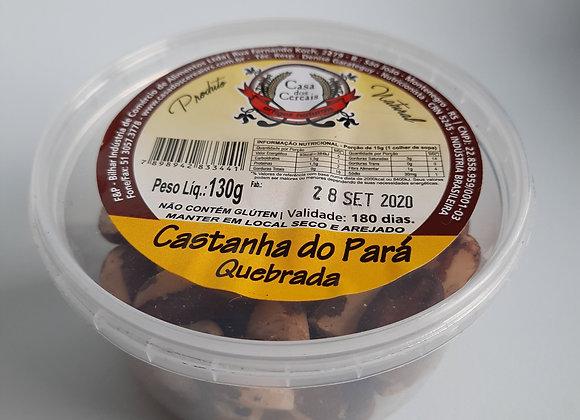 Castanha-do-Pará Quebrada -130g