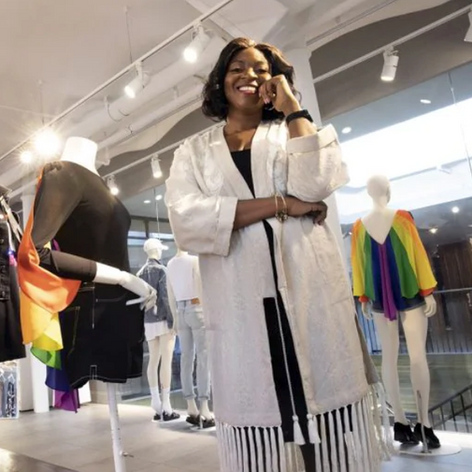 CNBC TV18: H&M's New Diversity Chief Designs A More Inclusive Future