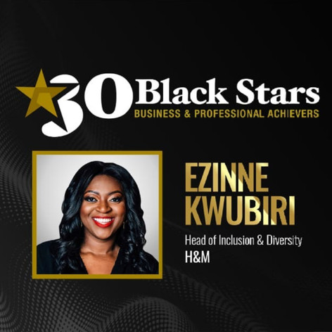 FACE 2 FACE AFRICA: 30 Black Stars: Business & Professional Achievers