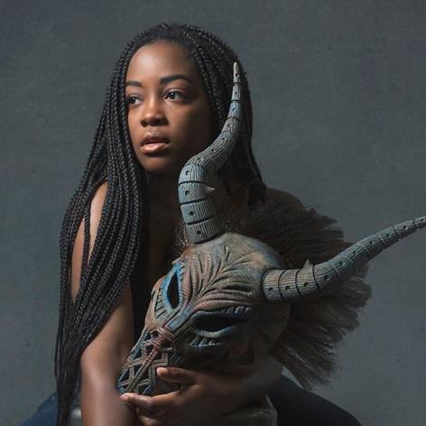Black Panther Fantasy Photoshoot, Part 2