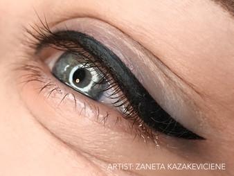 Eyeliner - Zaneta Kazakeviciene