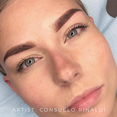 PowderBrows - Consuelo Rinaldi