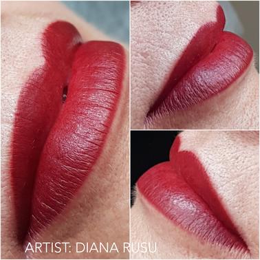 Full Lips - Diana Rusu