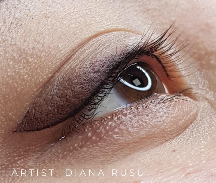 Eyeliner - Diana Rusu