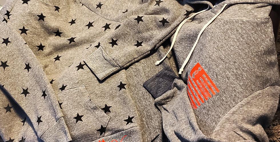His (hoodies) or Her (drop shoulder sweater)