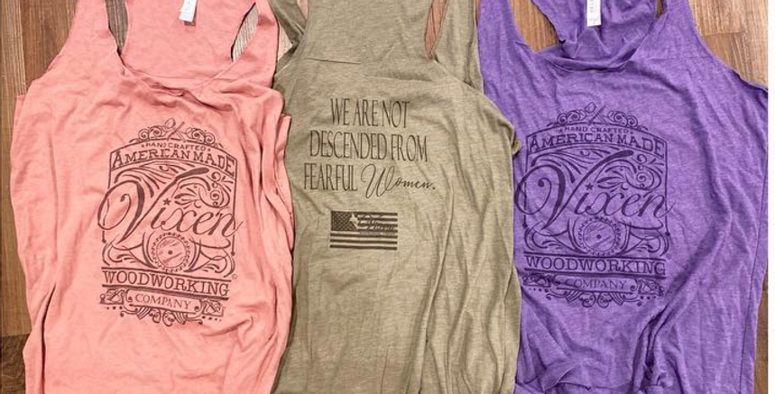 Ladies Tank Tops