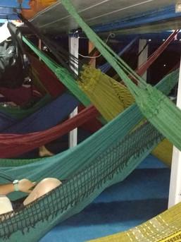 Amazon-Slleping on hammocks on board.jpg