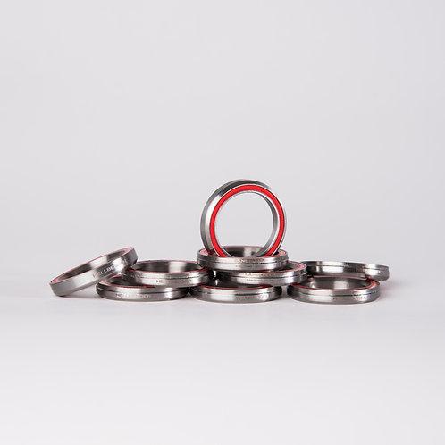 Juego de dirección HD Series Bearing Kit 36° x 45° 41mm/52mm Hellbender