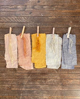 Natural Dyeing - ANIMAL FIBERS
