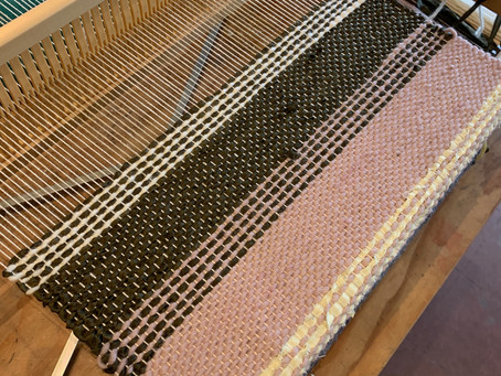 Weaving with a Natural Palette