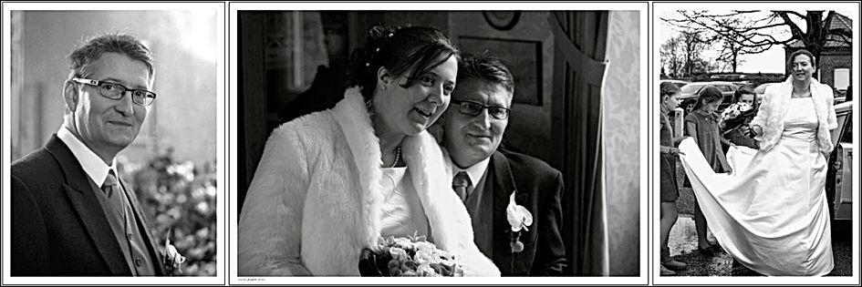 Mariage d'Emmanuel et Amélie photographié par Xavier Malghem