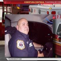 Paramedico narra odisea de combatir el Covid-19