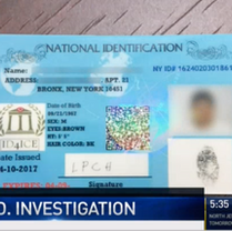 NY A.G. Shuts Non-Profit Selling 'Scam' ID's