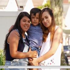Habla embarazada que estuvo recluida en cárcel de ICE (part 2)