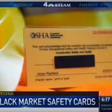 Part 2: Fake Safety Cards Undercover Investigation