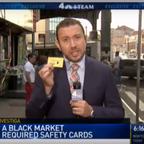 Part 1: Fake Safety Cards Investigation NBCNY