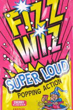 Fizz Wiz - Cherry (V)