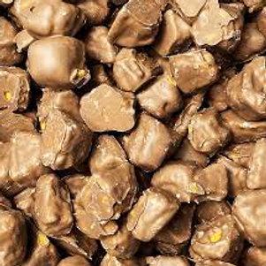 Chocolate Honeycomb/Cinder Toffee (V)