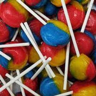 Tutti Frutti Mega Lollies (V)