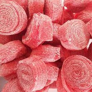 Red Candy Belt Rolls