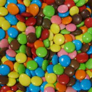 Milk Chocolate Beans (V)