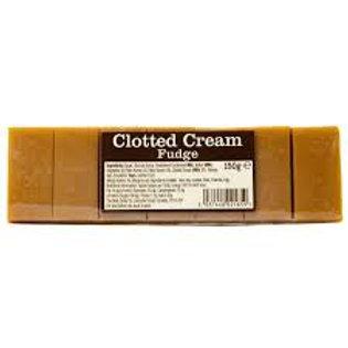 Clotted Cream Fudge Bar (V)