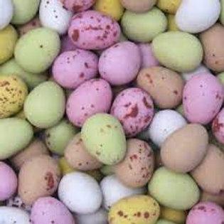 Milk Chocolate Speckled Eggs (V)